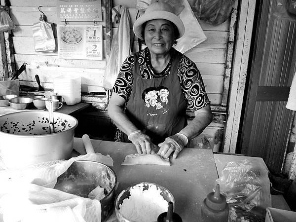 家鄉的好滋味-阿婆的韭菜盒子