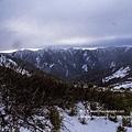 合歡山雪景