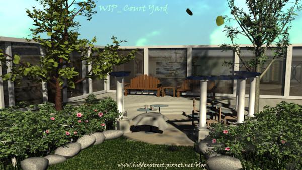 WIP Court Yard