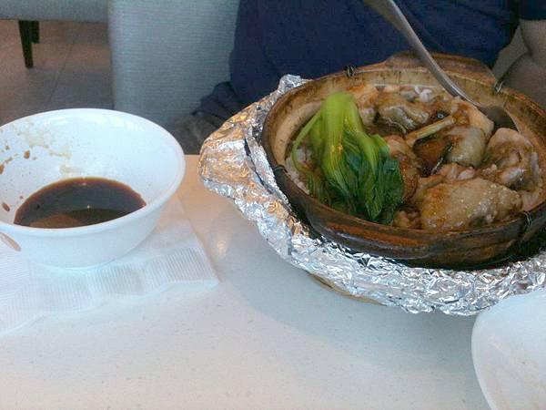 北菇滑雞煲仔飯2