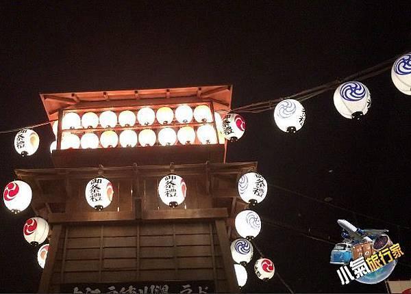 大江戶溫泉物語裡頭彷彿回到日本古樸風味,既能休息又能體驗日式風情。