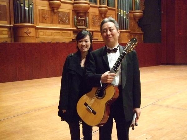 with Fukuda