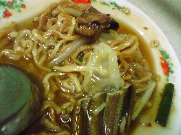 真味鱔魚意麵