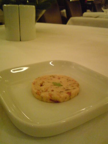 鮪魚菌菇泥