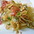 Spaghetti alla Vongole e Pomodorini