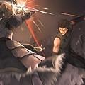 Fate Zero-Saber V.S Lancer.jpg