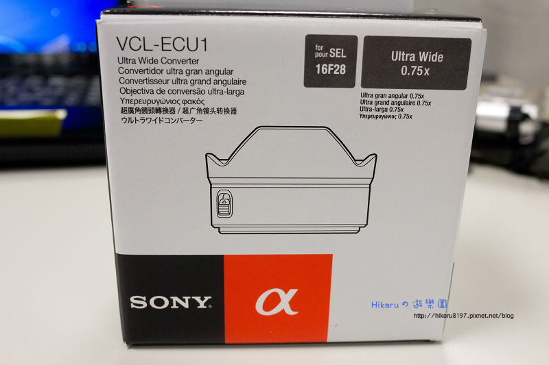 SONY VCL-ECU1