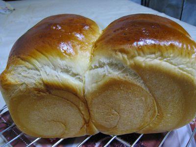 北海道牛奶土司 (烤箱+土司模版)