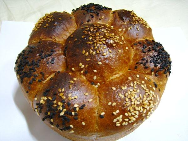 德國派對麵包