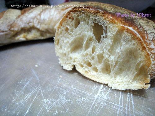 免揉麵包-耶誕花圈