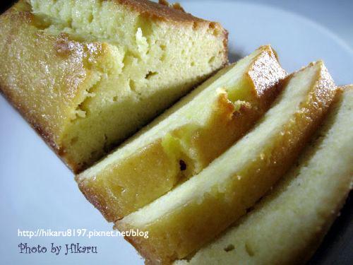 檸檬麵包 Lemon Bread