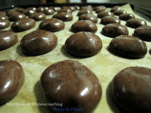 巧克力蛋白霜餅乾