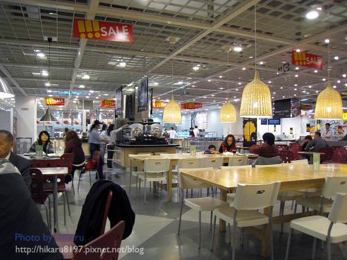 IKEA餐廳