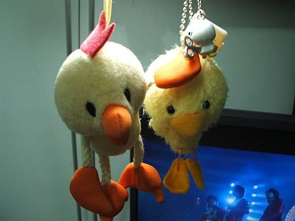 雞子與他的朋友