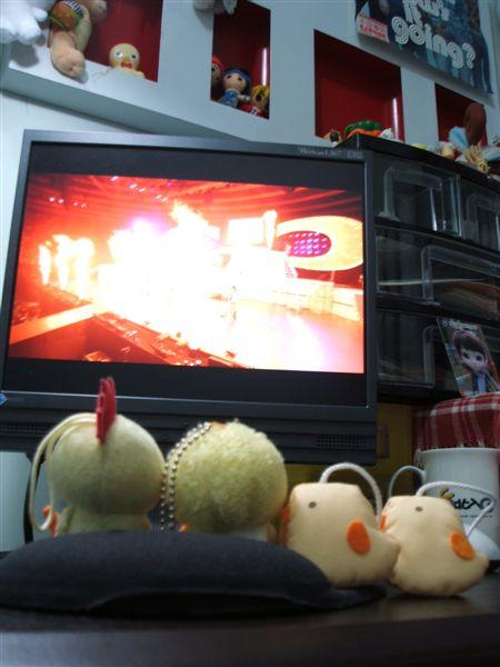 DVD鑑賞中