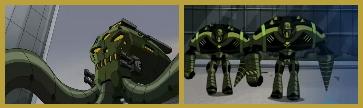 九頭蛇的機械