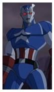 鋼鐵美國隊長