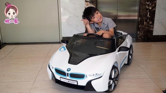 DSC02338.JPG - 兒童電動車BMW i8 - 旗艦款- 姚小鳳平台