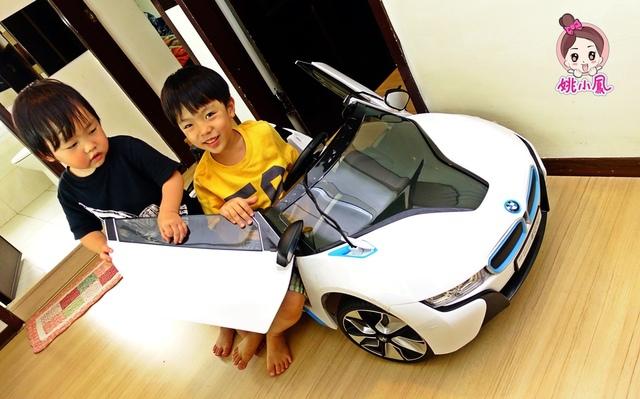 DSC04646.JPG - 兒童電動車BMW i8 - 旗艦款- 姚小鳳平台