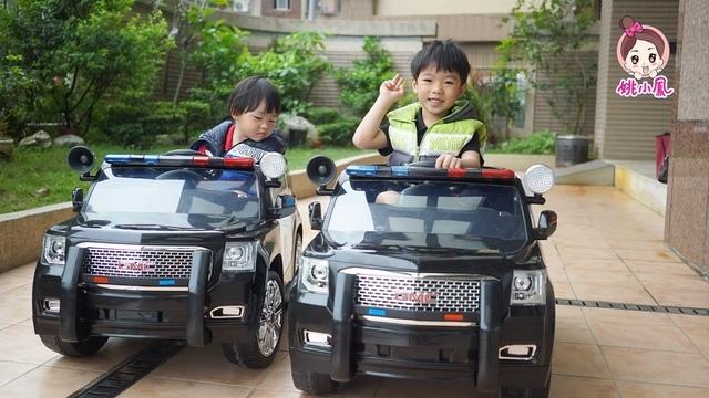 DSC08638.JPG - 兒童電動車GMC警車-姚小鳳平台(官方介紹)