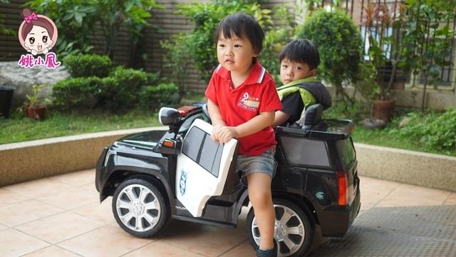 DSC08737.JPG - 兒童電動車GMC警車-姚小鳳平台(官方介紹)