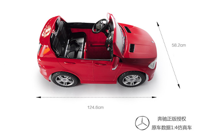 10.jpg - 兒童電動車BENZ ML350正雙人-姚小鳳平台(官方介紹)