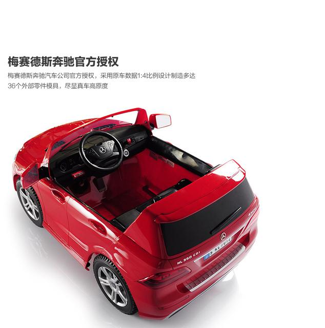 11.jpg - 兒童電動車BENZ ML350正雙人-姚小鳳平台(官方介紹)
