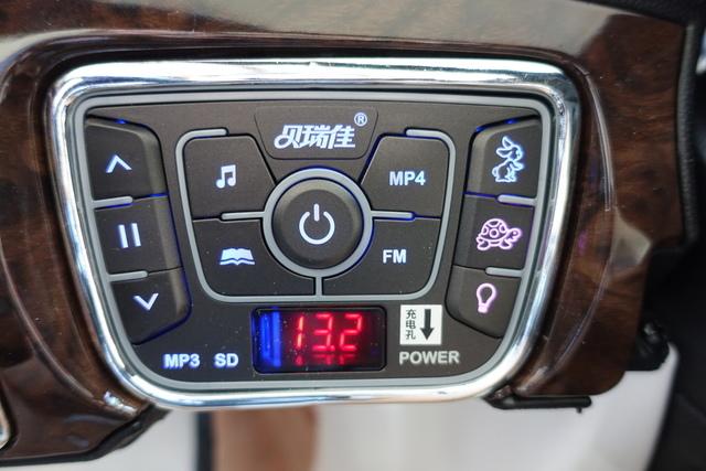 內裝 (1).JPG - 兒童電動車BMW X6 (官方介紹)