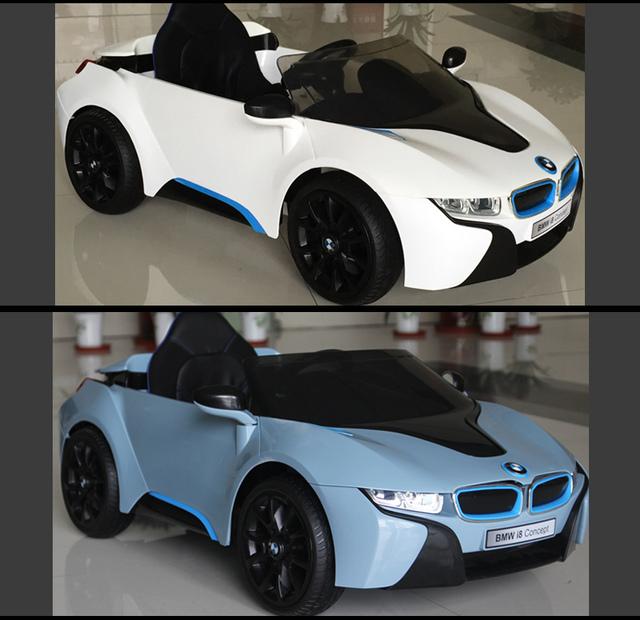 11.jpg - 兒童電動車BMW i8 - 門無法開款(官方介紹)