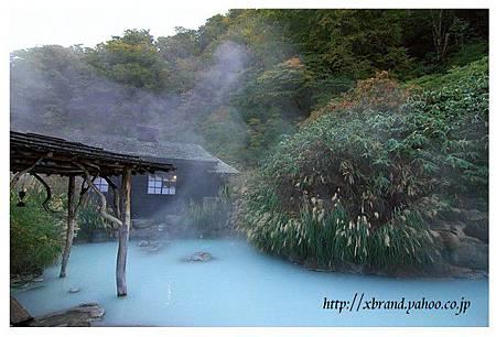 日本10大美人肌溫泉
