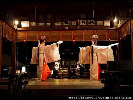 平野神社-奉灯祭