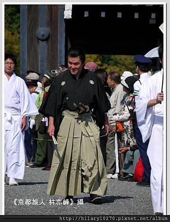 時代祭-坂本龍馬