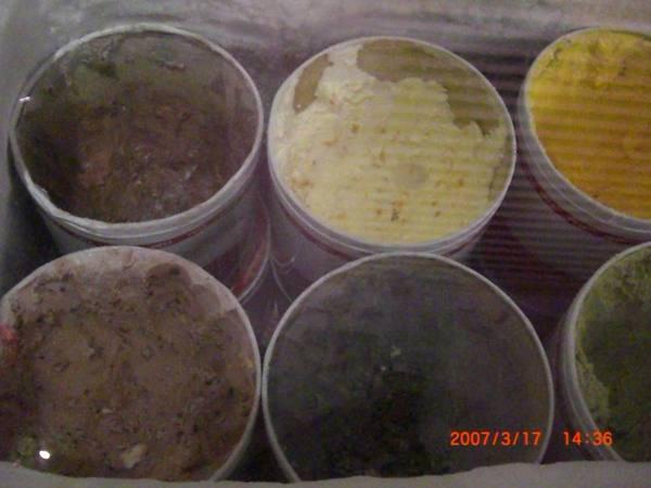 明治冰淇淋二