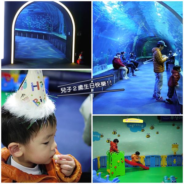 釜山水族館10