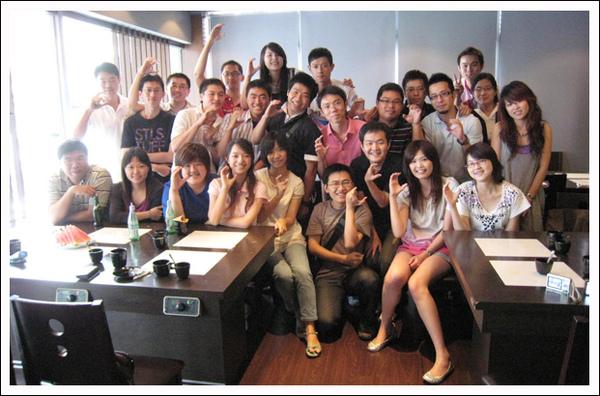 7/25  台中CSIM 95C同學會