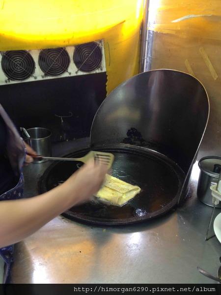 製作香蕉煎餅-2