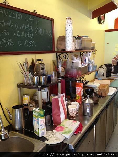 潘多酪法式烘培坊咖啡