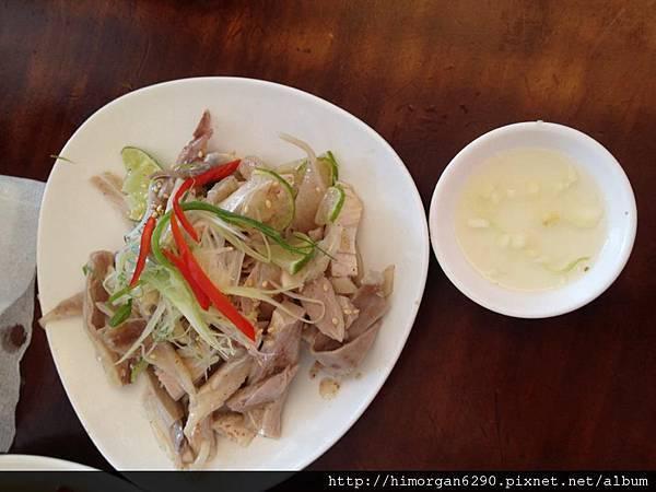 福樂麵店檸檬梅子雞