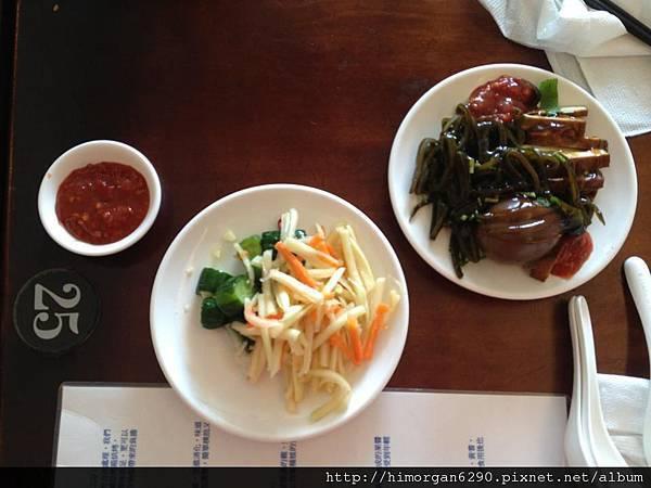 福樂麵店小菜-2