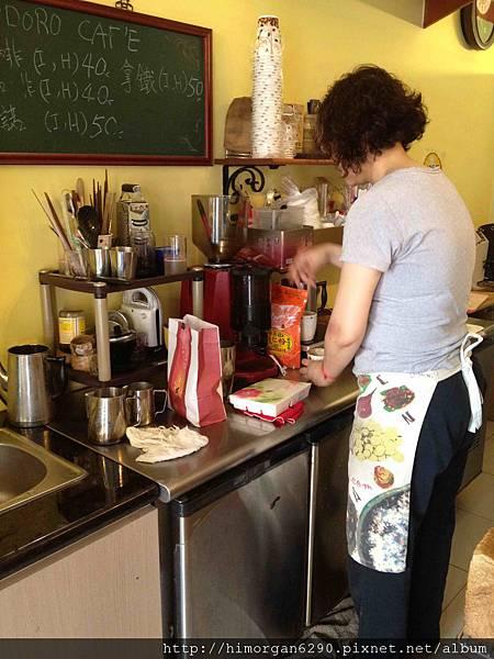 潘多酪法式烘培坊咖啡-1
