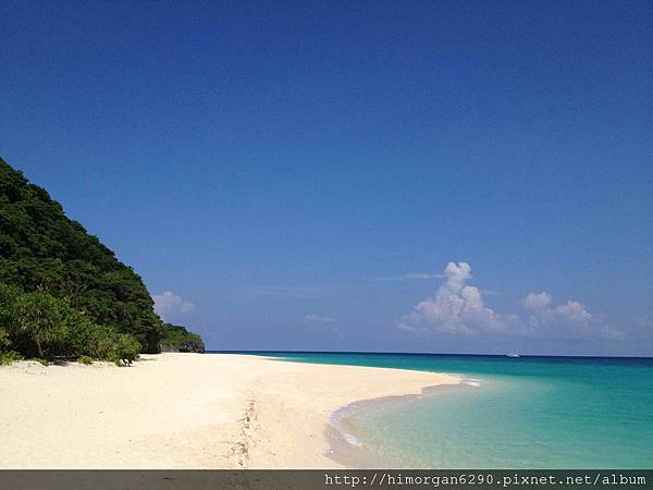 長灘島puka beach-6