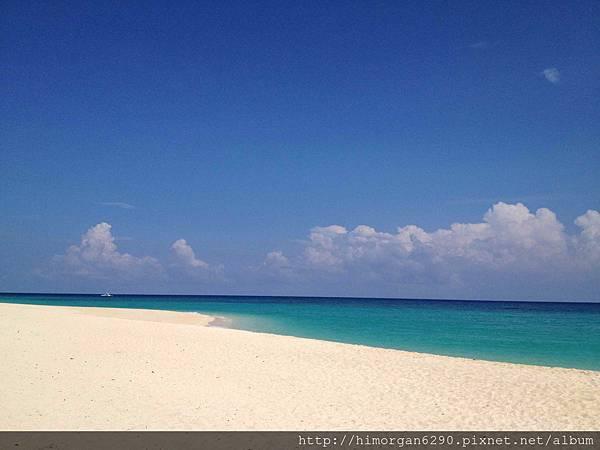 長灘島puka beach-8