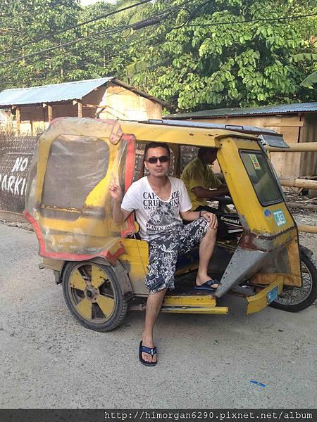 長灘島三輪車Tricycle