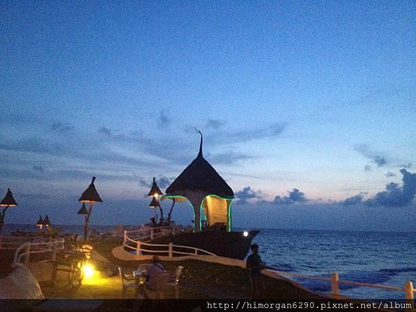 長灘島WEST COVE夕陽-2
