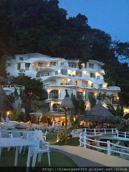 長灘島WEST COVE夜間旅館