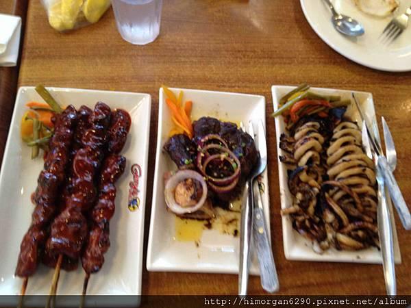 長灘島Gerry's Grill delicious food