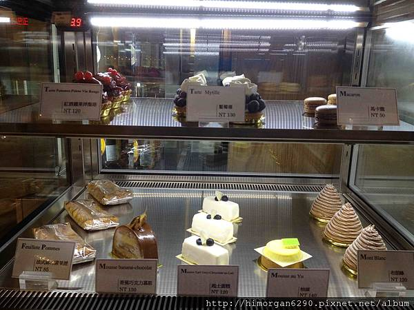 米朗琪甜點區