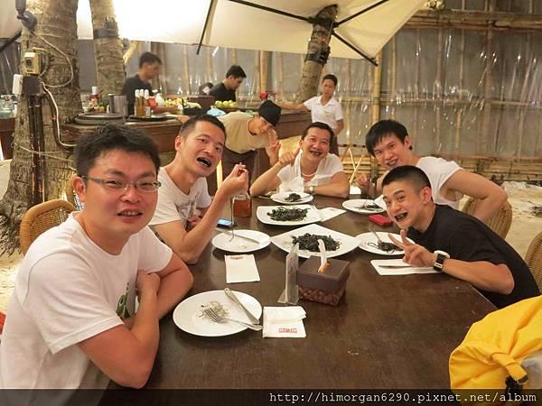 長灘島Aria墨魚麵-2