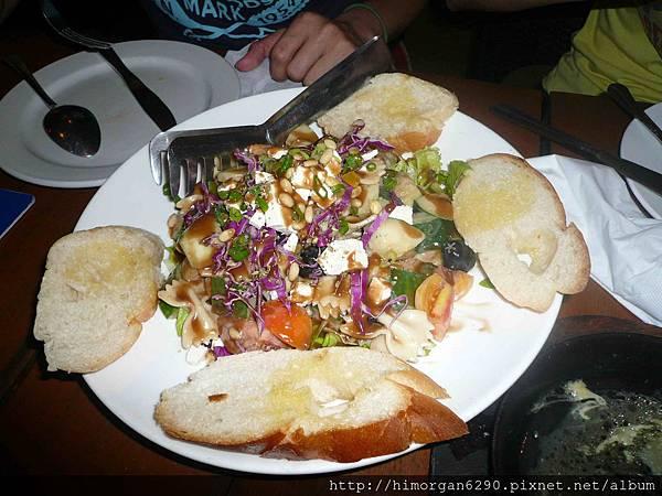 長灘島CYMA salad-1