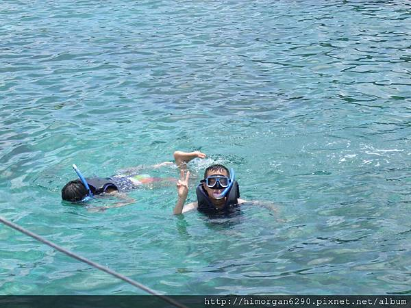 長灘島浮潛-1